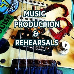 Music Services at Backbeat Studios