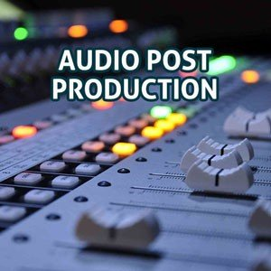 Audio Post-Production Services at Backbeat Studios