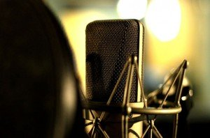 Become A Voice Over Talent