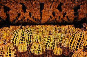 Pumpkins Yayoi Kusama