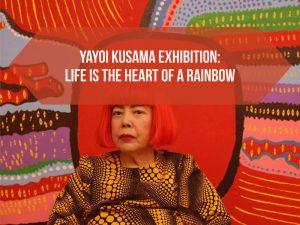 Yayoi Kusama Exhibition Singapore 2017